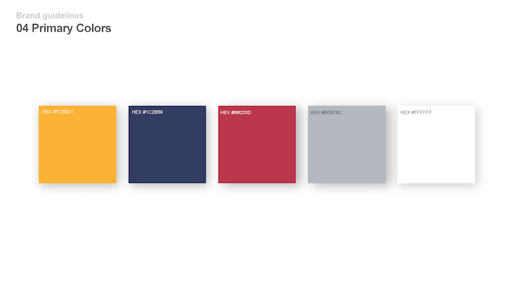 VCS Brand Guide - Colors